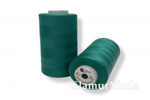 Нить 50/2 5000 ярдов цвет зеленый 240