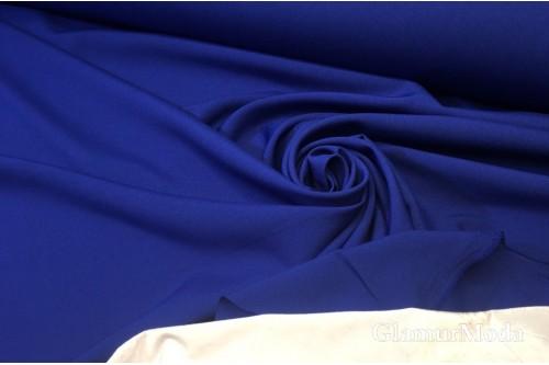 Габардин Фуа [Fuhua] тёмно-василькового цвета