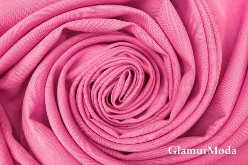 Габардин Фуа [Fuhua] розового цвета арт. 137