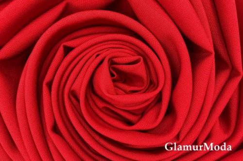 Габардин Фуа [Fuhua] красного цвета