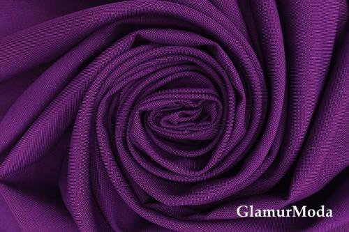 Габардин Фуа [Fuhua] фиолетового цвета