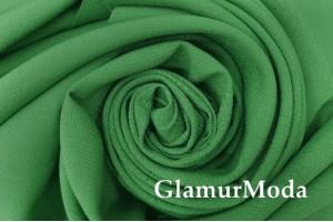 Габардин Фуа [Fuhua], зеленый, арт. 266