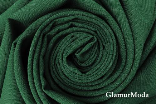 Габардин Фуа [Fuhua], темно-зеленый