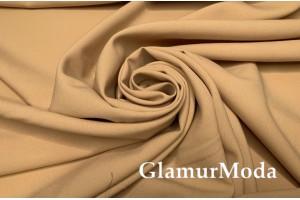 Габардин Фуа [Fuhua] светло-коричневого цвета