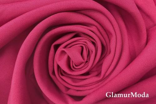 Габардин Фуа [Fuhua], ярко-розовый, арт.145