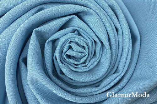 Габардин Фуа [Fuhua], голубой, арт. 168