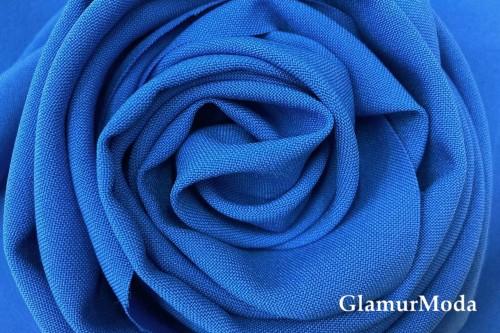 Габардин Фуа [Fuhua] синий, арт. 213
