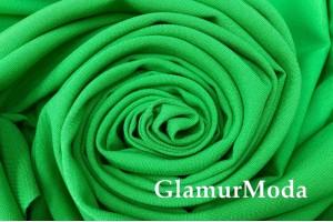 Габардин Фуа [Fuhua], зеленый, арт. 239