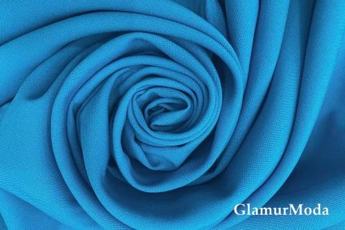 Габардин Фуа [Fuhua], голубой, арт.274
