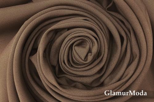 Габардин Фуа [Fuhua], коричневый, арт. 301