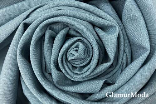Габардин Фуа [Fuhua], серо-голубой, арт. 315