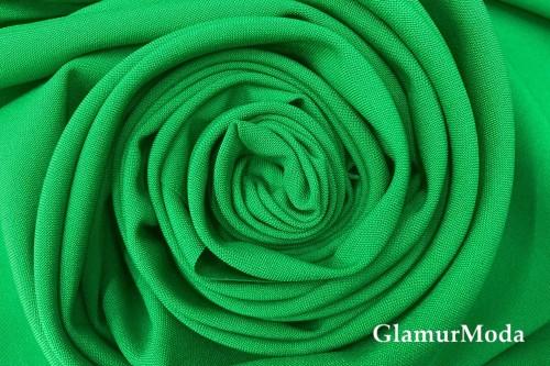 Габардин Фуа [Fuhua], зеленый, арт. С243
