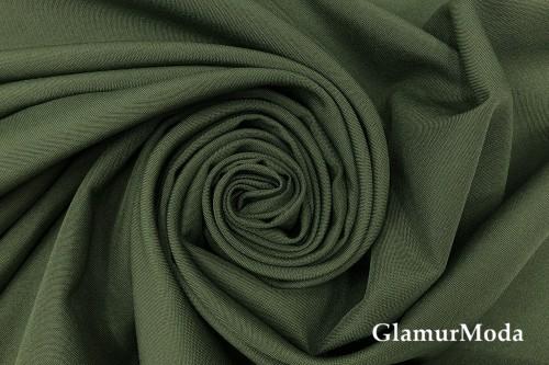 Габардин Фуа [Fuhua], болотного цвета хаки, арт. С263