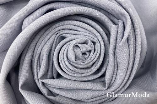 Габардин Фуа [Fuhua], серый рассвет, арт. С310