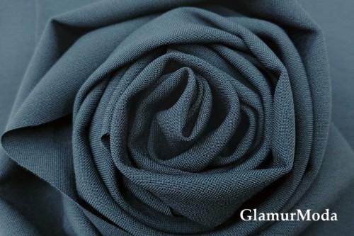 Габардин Фуа [Fuhua], цвет шторма, арт. С321