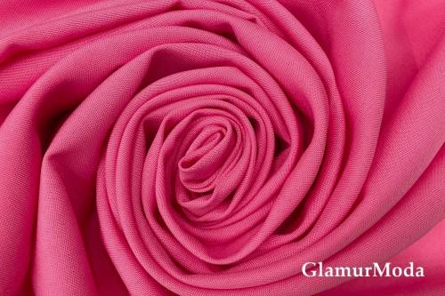 Габардин, розовая гвоздика