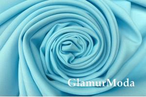 Габардин, голубая волна