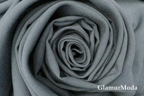 Габардин серого цвета