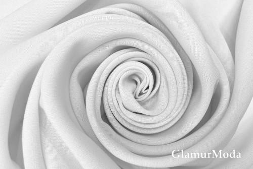 Габардин белого цвета