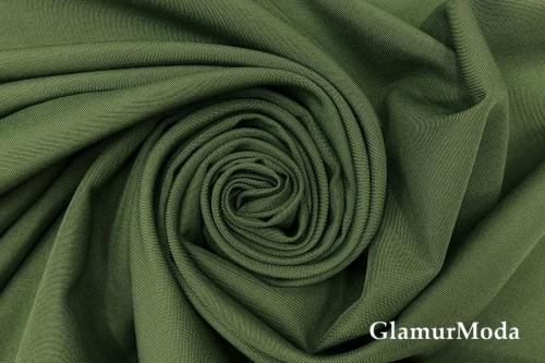 Габардин Фуа [Fuhua], болотного цвета хаки