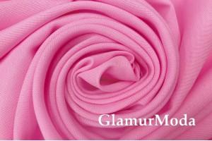 Габардин нежно-розового цвета