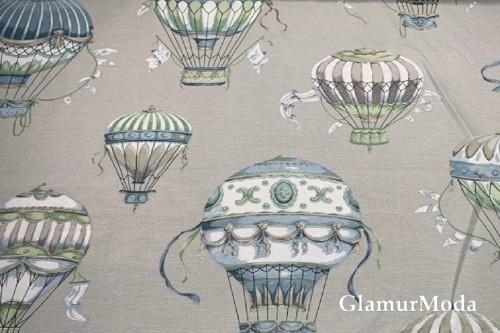 Дак (DUCK) воздушные шары на бежевом фоне