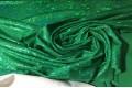 Голограмма диско на масле зеленого цвета