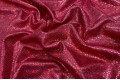 Голограмма диско на масле красного цвета