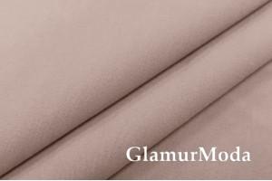 Костюмная ткань Гальяно, цвет розово-бежевый