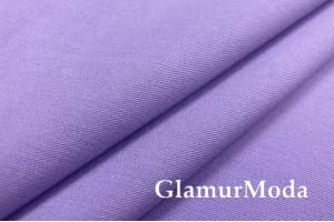 Костюмная ткань Гальяно, цвет нежной лаванды