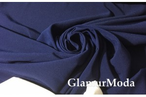 Кашмира тёмно-синего цвета