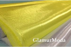 Кристалон лимонно-желтого цвета