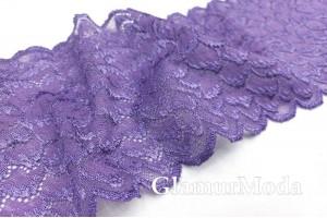 Кружево 13 см, фиолетового цвета, арт. 269354