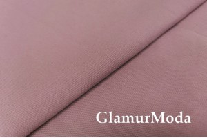 Кулирка (пенье) розовая пудра, арт 01-19