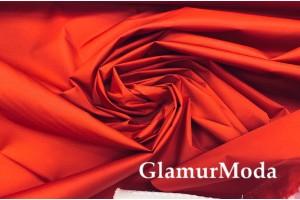 Плащевая ткань Дюспо красного цвета