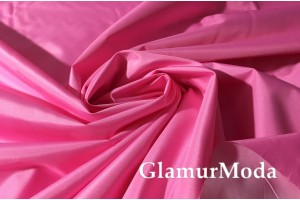 Плащевая ткань Дюспо розового цвета