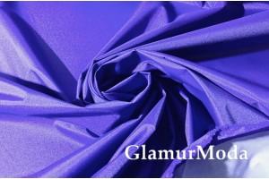 Плащевая ткань Дюспо сине-фиолетового цвета