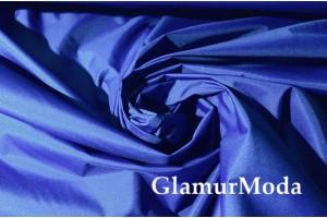 Плащевая ткань Дюспо василькового цвета