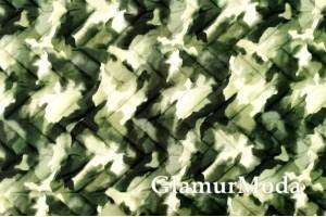 Курточная ткань на синтепоне, камуфляж
