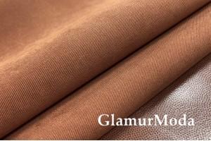 """Курточная ткань с мембраной """"Tops"""", медно-коричневый, арт. 59826"""