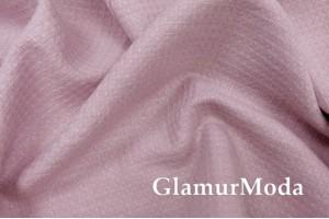 Лен полотенечный цвета пудра (17С385)