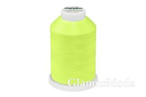Нитки швейные текстурированные Aeroflock №100 (1000) Madeira, цвет 8990