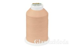 Нитки швейные текстурированные Aeroflock №100 (1000) Madeira, цвет 9490