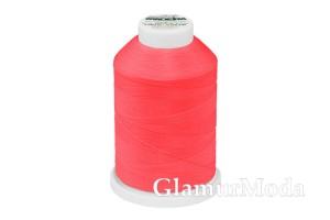 Нитки швейные текстурированные Aeroflock №100 (1000) Madeira, цвет 9907