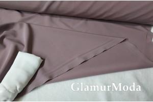 Ткань костюмная Моника темно-пудрового цвета