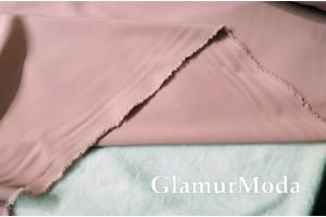 Ткань костюмная Моника пудрового цвета