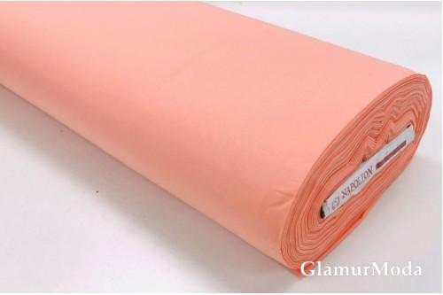 Акфил 240 см однотонный N26 персикового цвета
