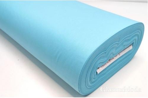 Акфил 240 см однотонный голубого цвета N60