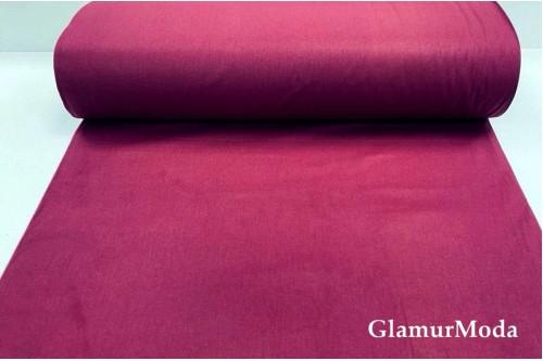 Акфил 240 см однотонный N79 бордового цвета