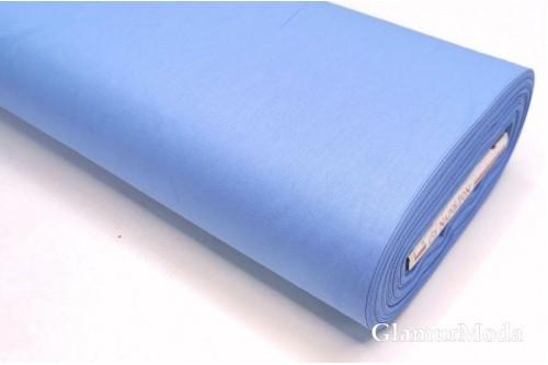 Акфил 240 см однотонный N61 голубого цвета